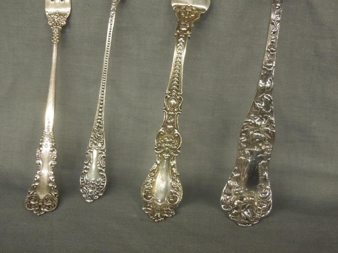 4 Pcs Sterling Serving Flatware - 4