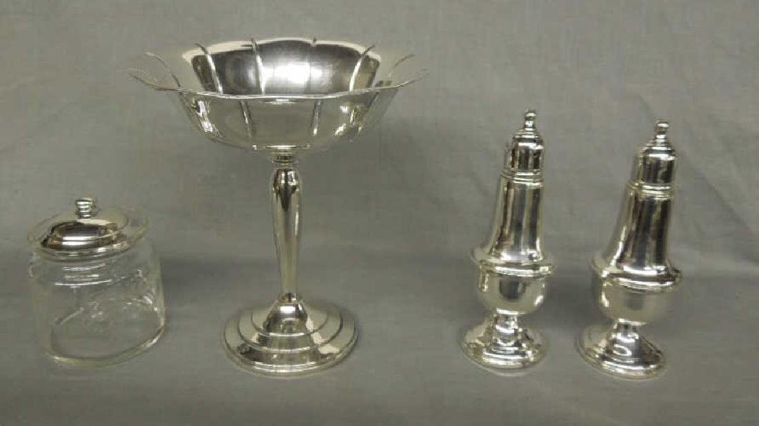 4 Piece Sterling Group