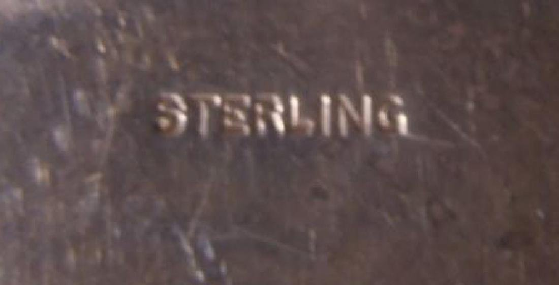 Sterling Sugar Shaker - 7
