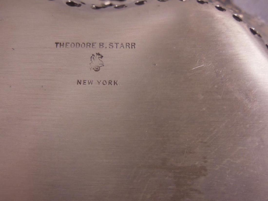 Pr Sterling Theodore B. Starr Bowls - 4