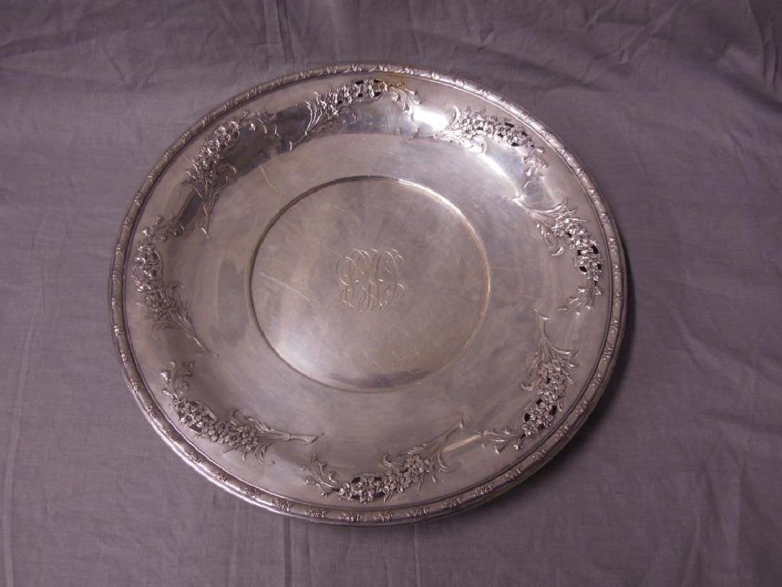 Wallace Sterling Tray