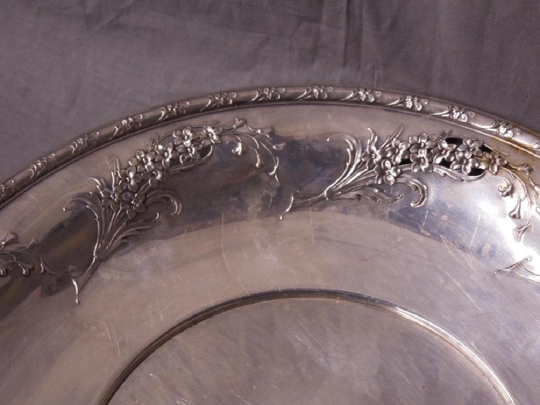 Wallace Sterling Tray - 2