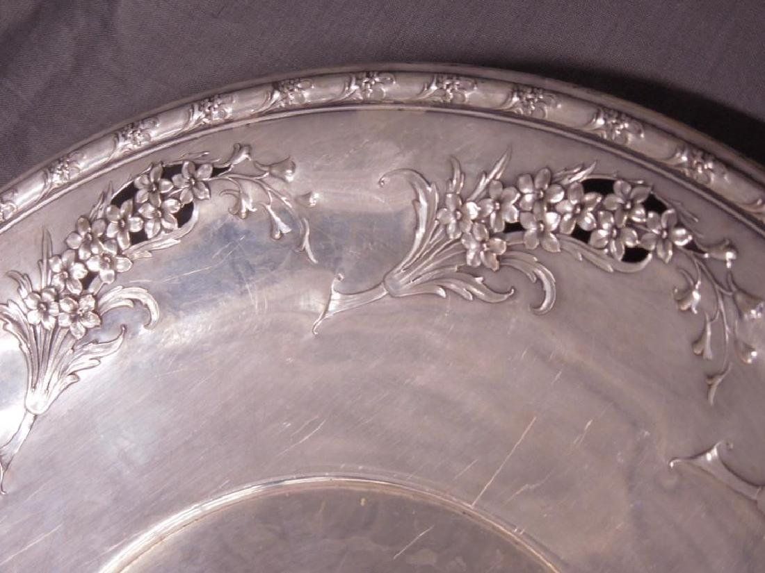 Wallace Sterling Tray - 3
