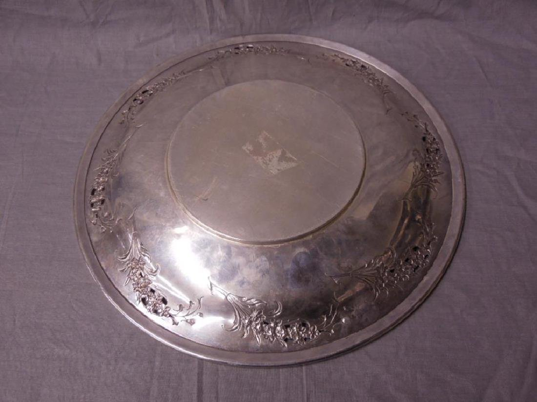 Wallace Sterling Tray - 5