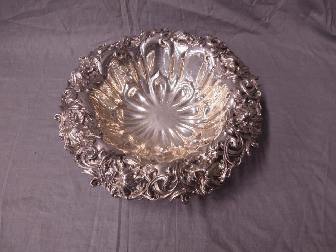 Art Nouveau Sterling Bowl
