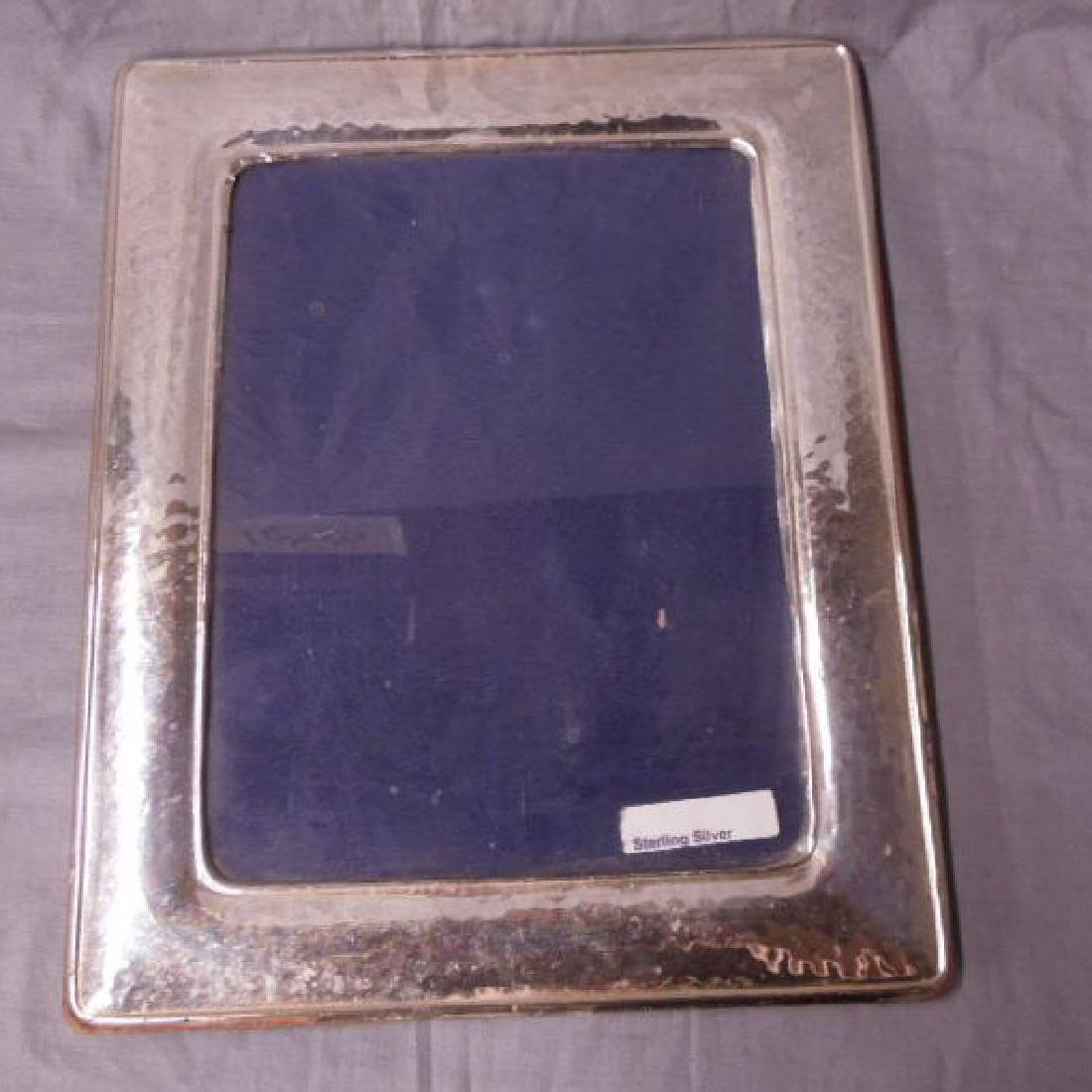 Sterling Picture Frame