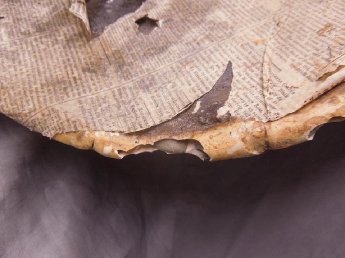 American Style Scrimshaw Composite Tortoise Shell - 9