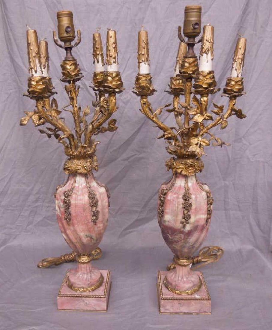 Pr Louis XV Candelabra