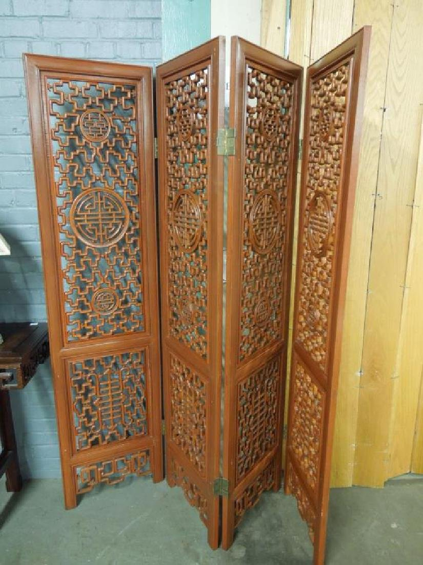 Chinese Coromandel Screen - 2