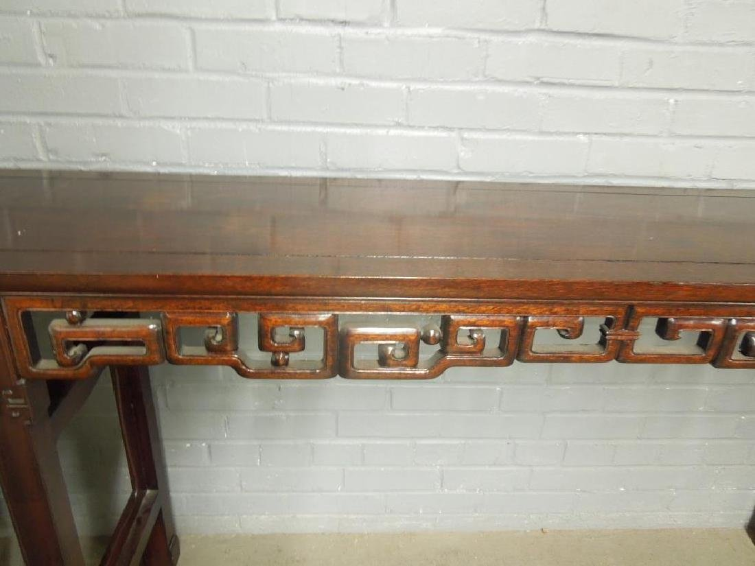 Chinese Rosewood Altar Table - 3