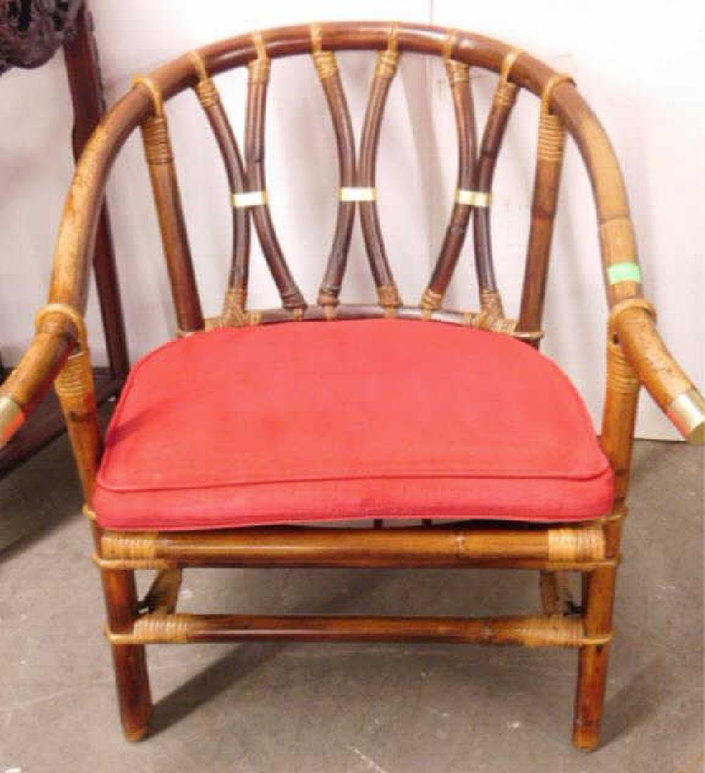 Bamboo Chinese Style Arm Chair