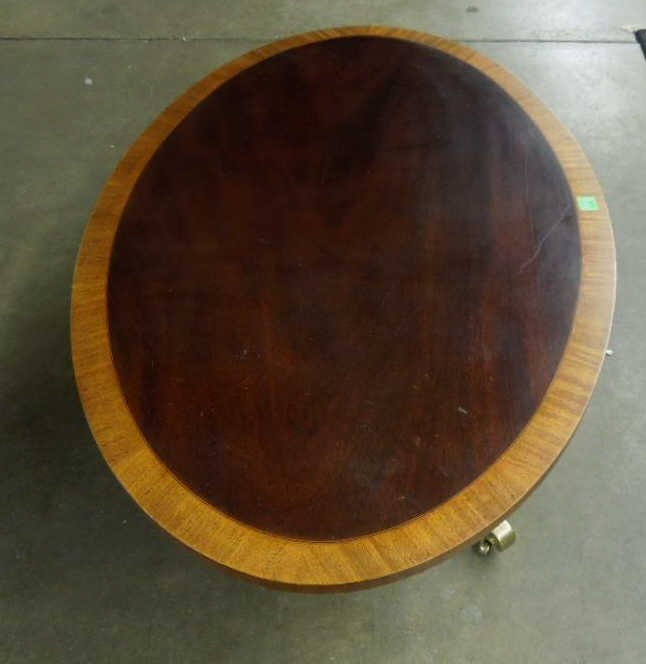 Kindel Federal Style Coffee Table