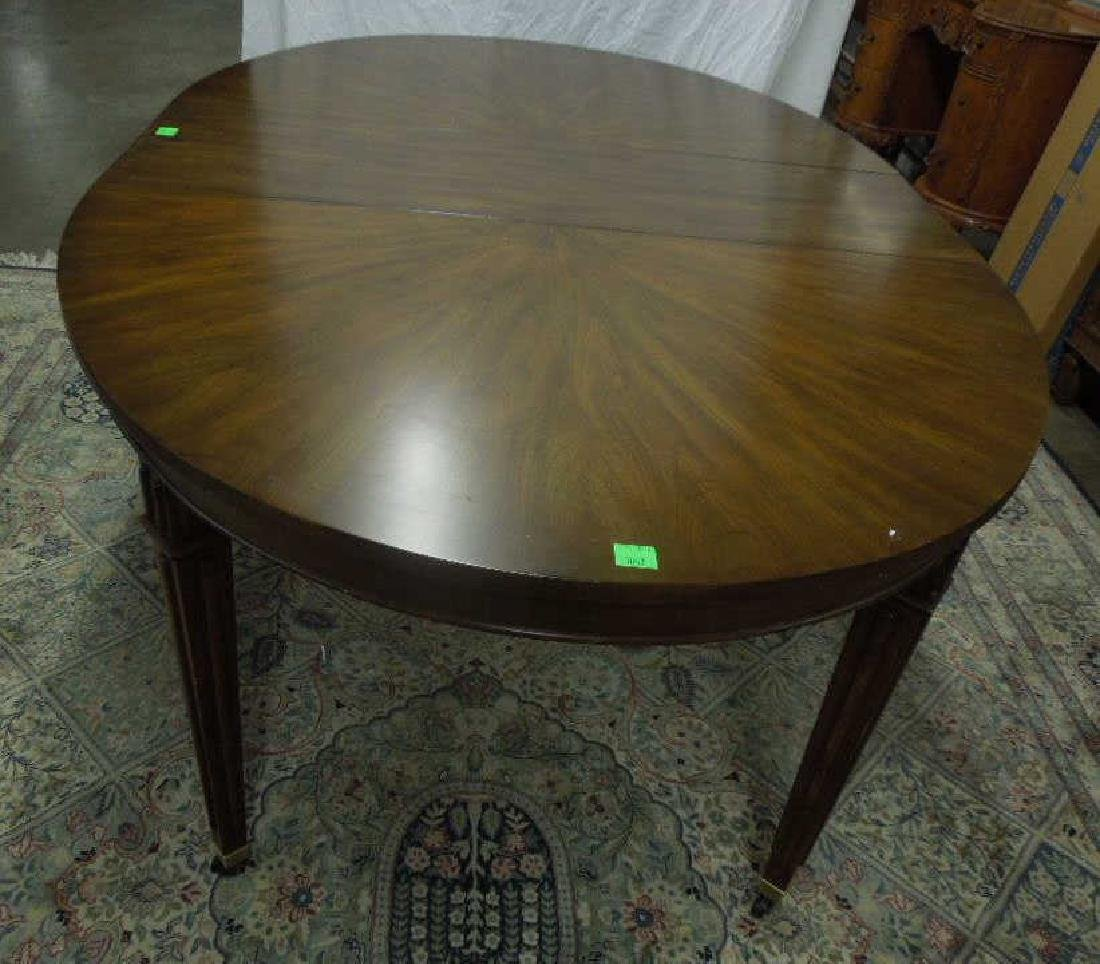 Baker Furniture Co. Dining Room Table