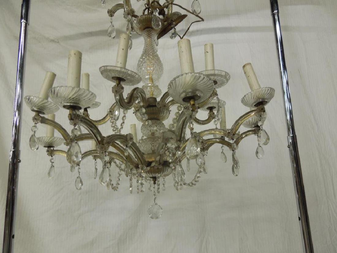 Crystal Chandelier - 3