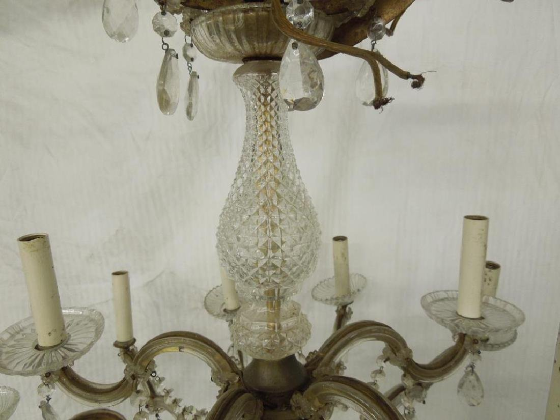 Crystal Chandelier - 9