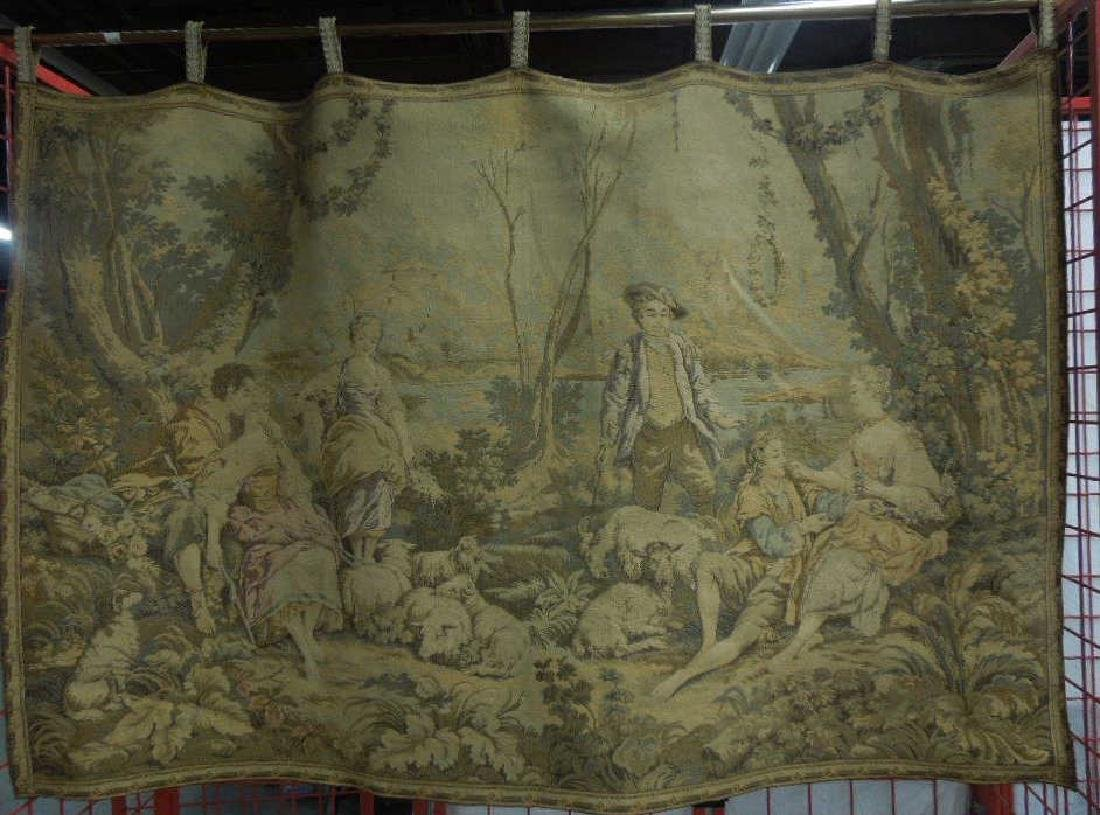 French Hanging Tapestry