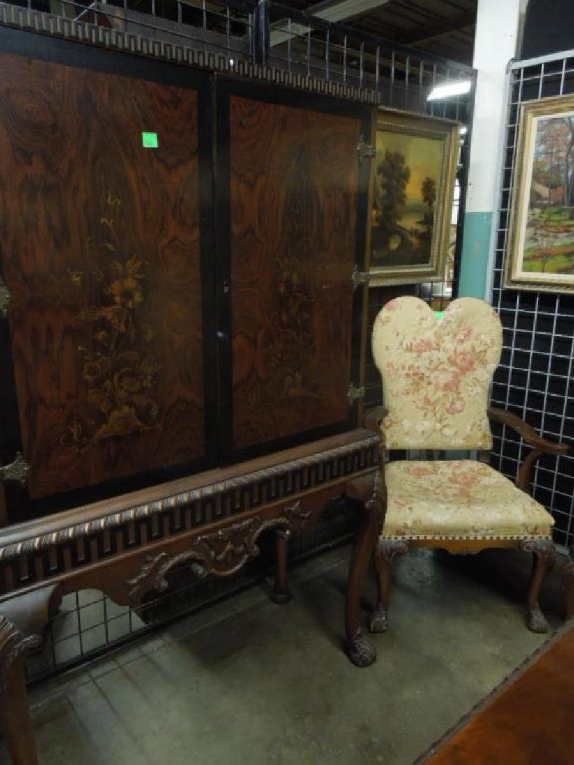 Queen Anne Revival Dining Room Set - 2