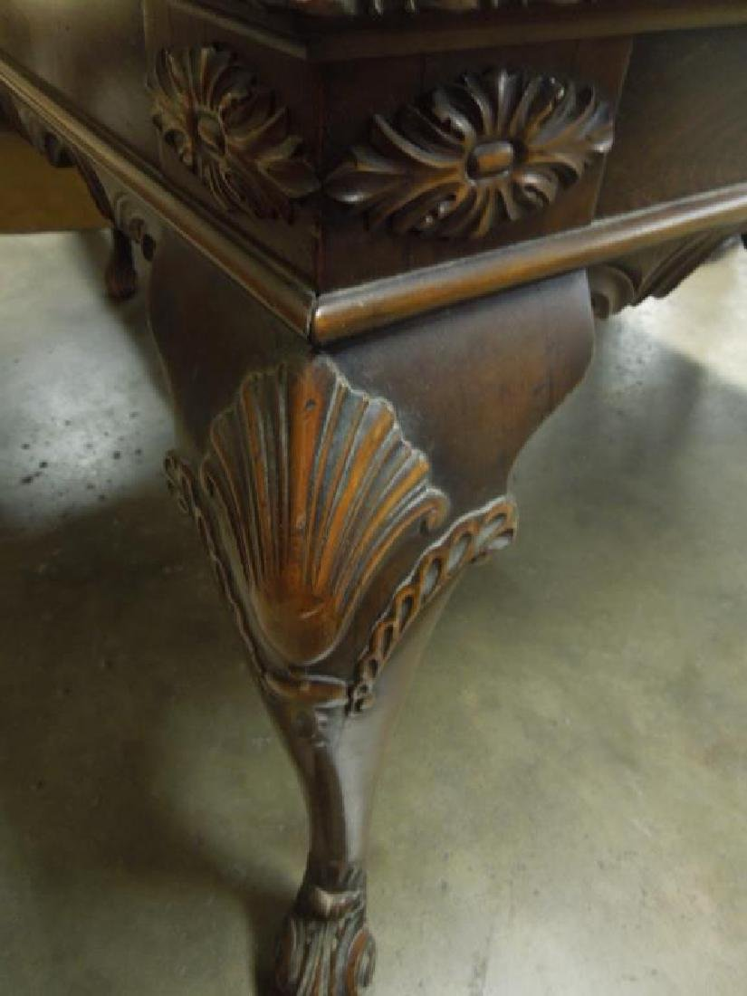 Queen Anne Revival Dining Room Set - 5