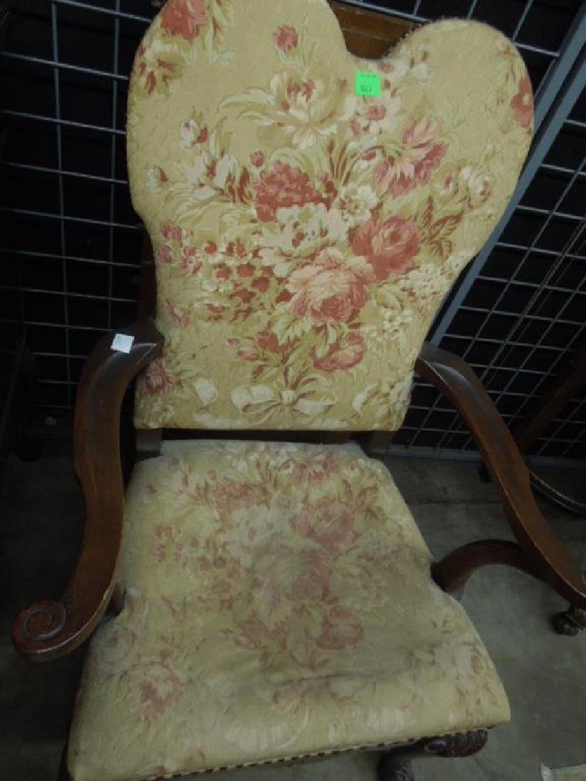 Queen Anne Revival Dining Room Set - 6