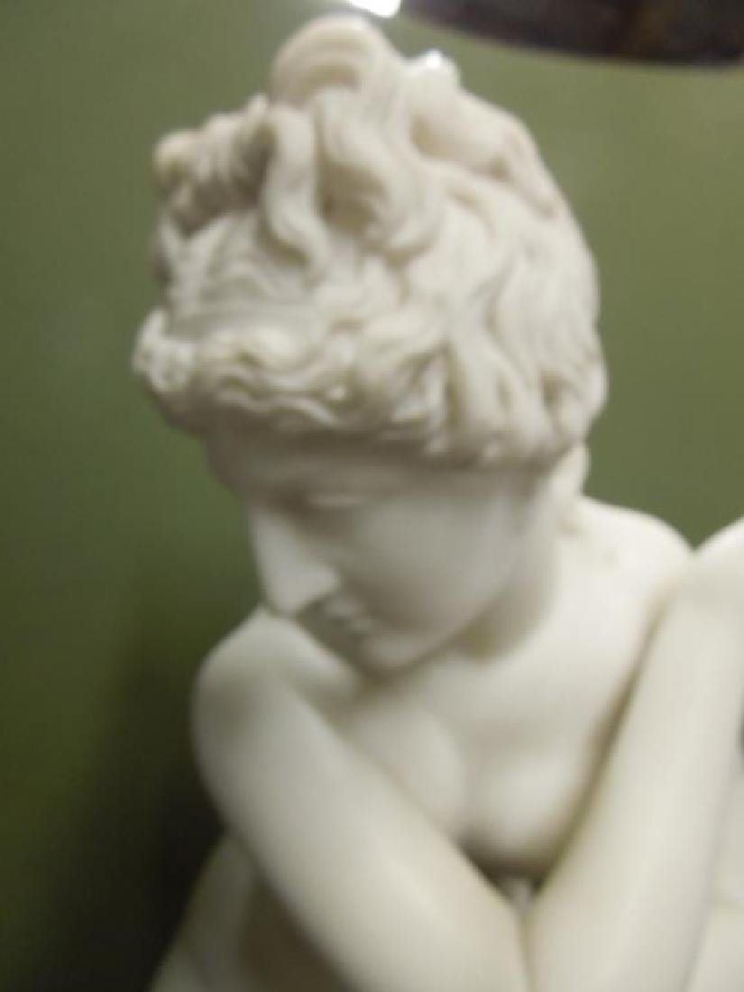 Marble Sculpture of Female Nude - 4