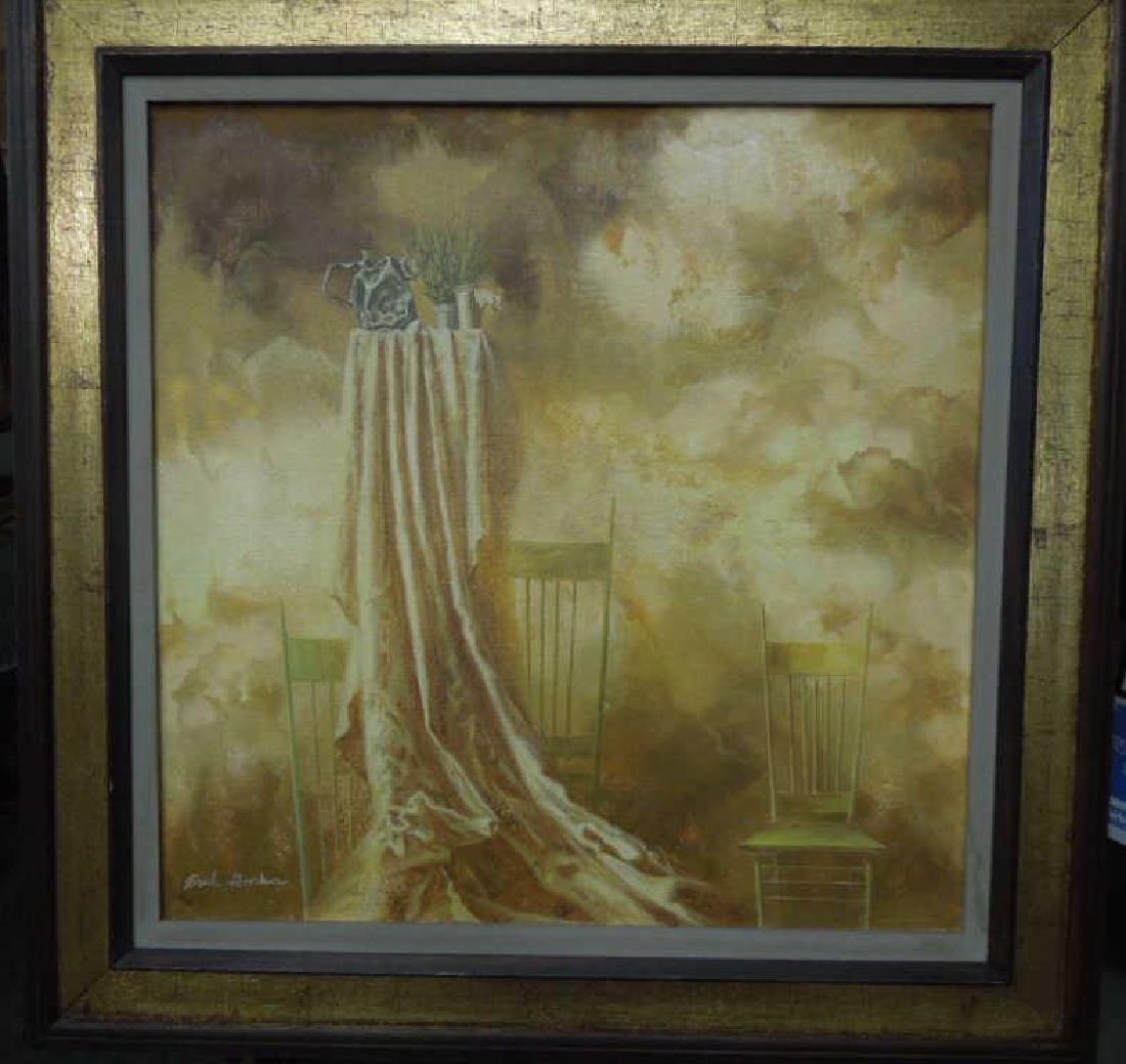 Paul Gorka Oil on Canvas