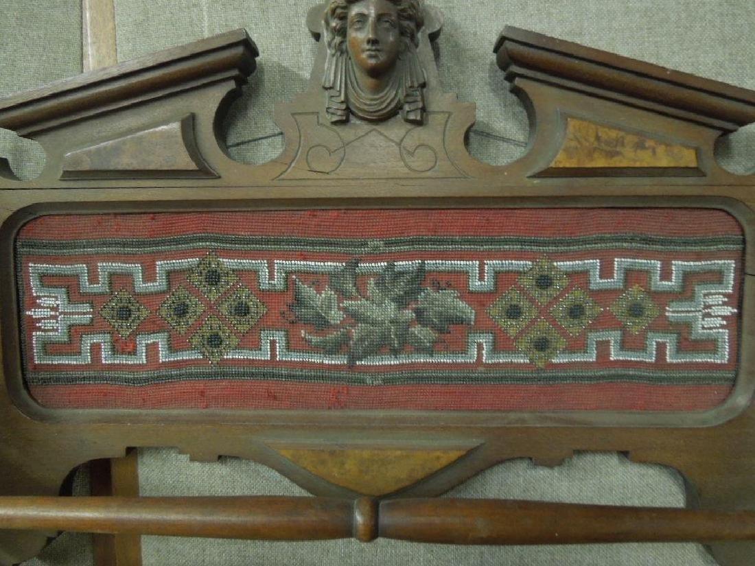 Renaissance Revival Towel Bar - 2