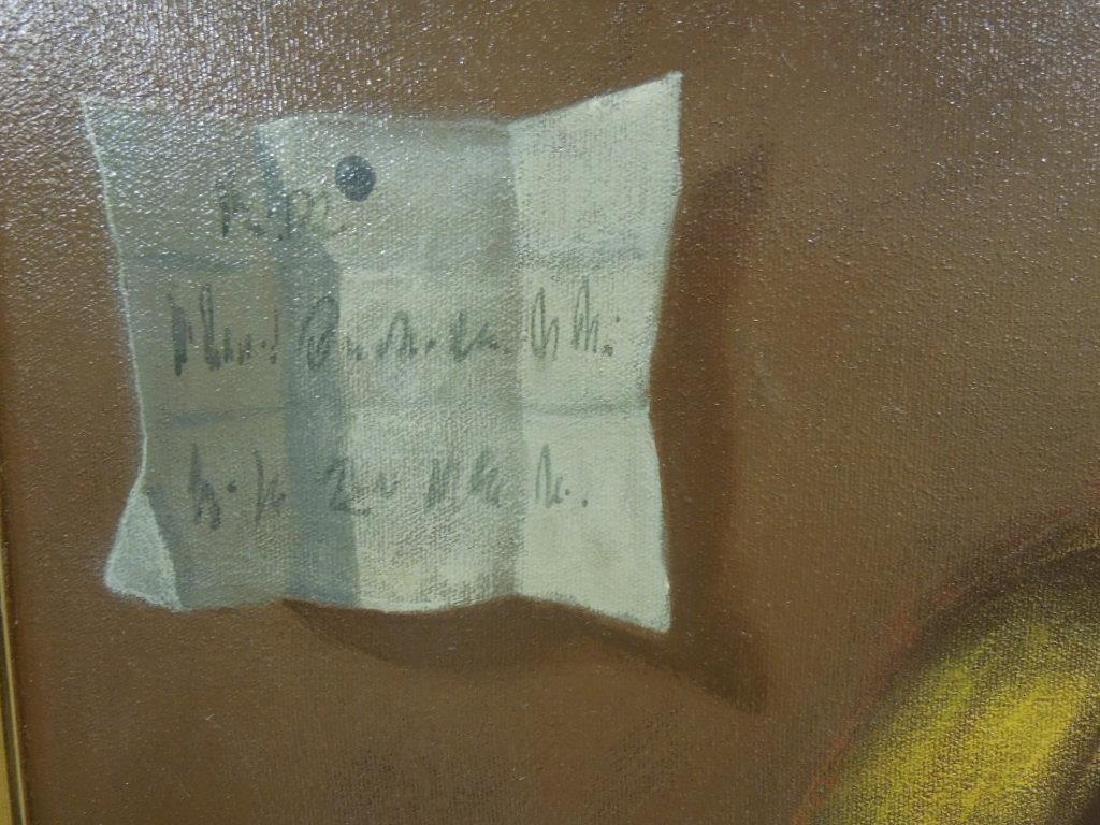 Ian Oil on Canvas - 8