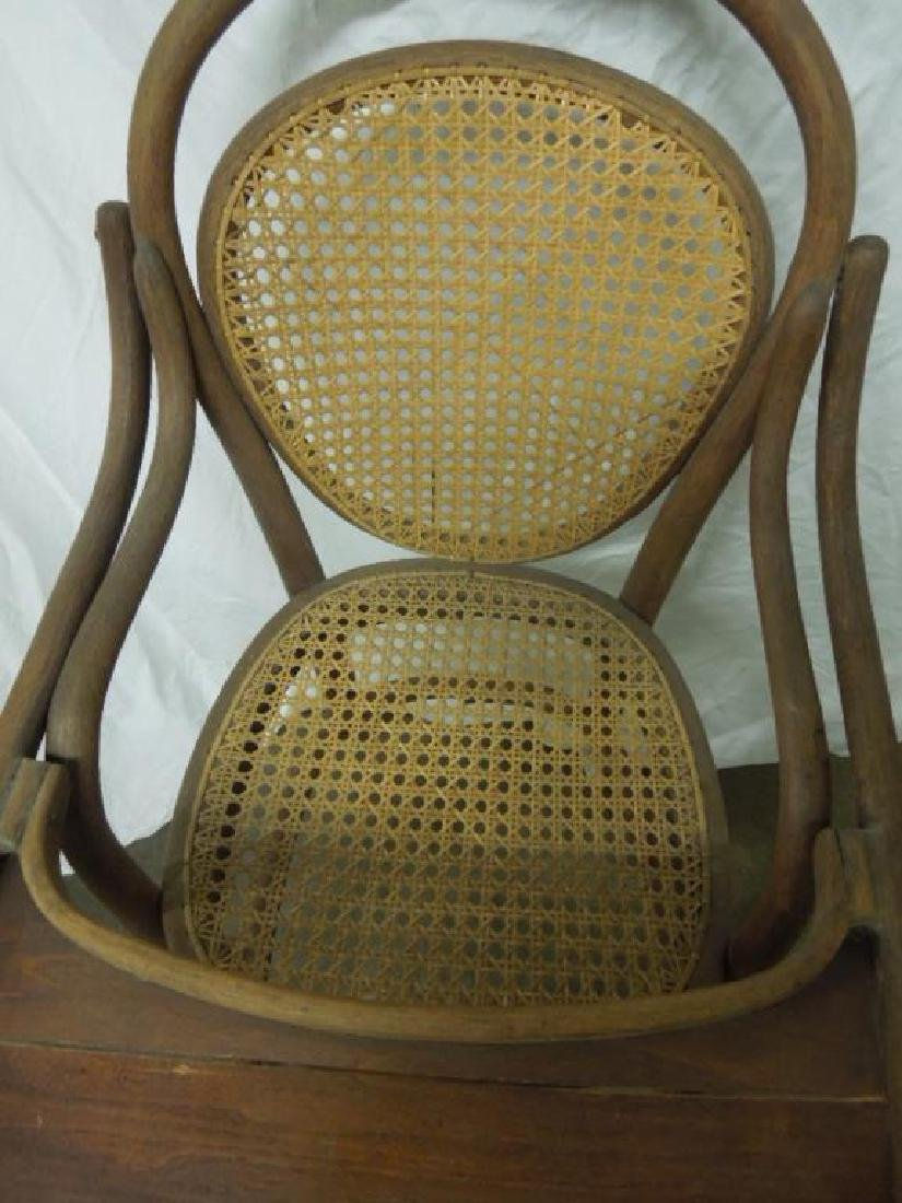 Bentwood High Chair - 2