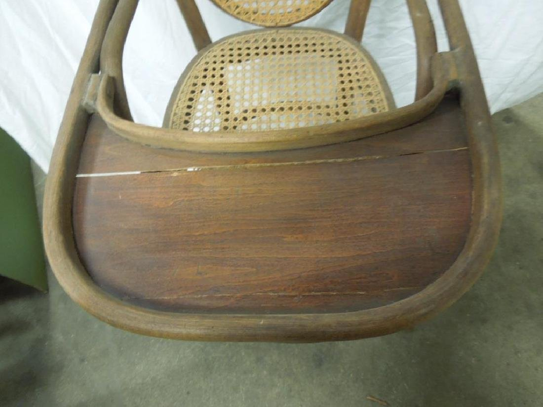 Bentwood High Chair - 3