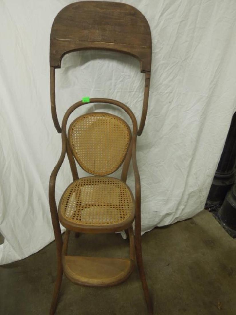Bentwood High Chair - 4