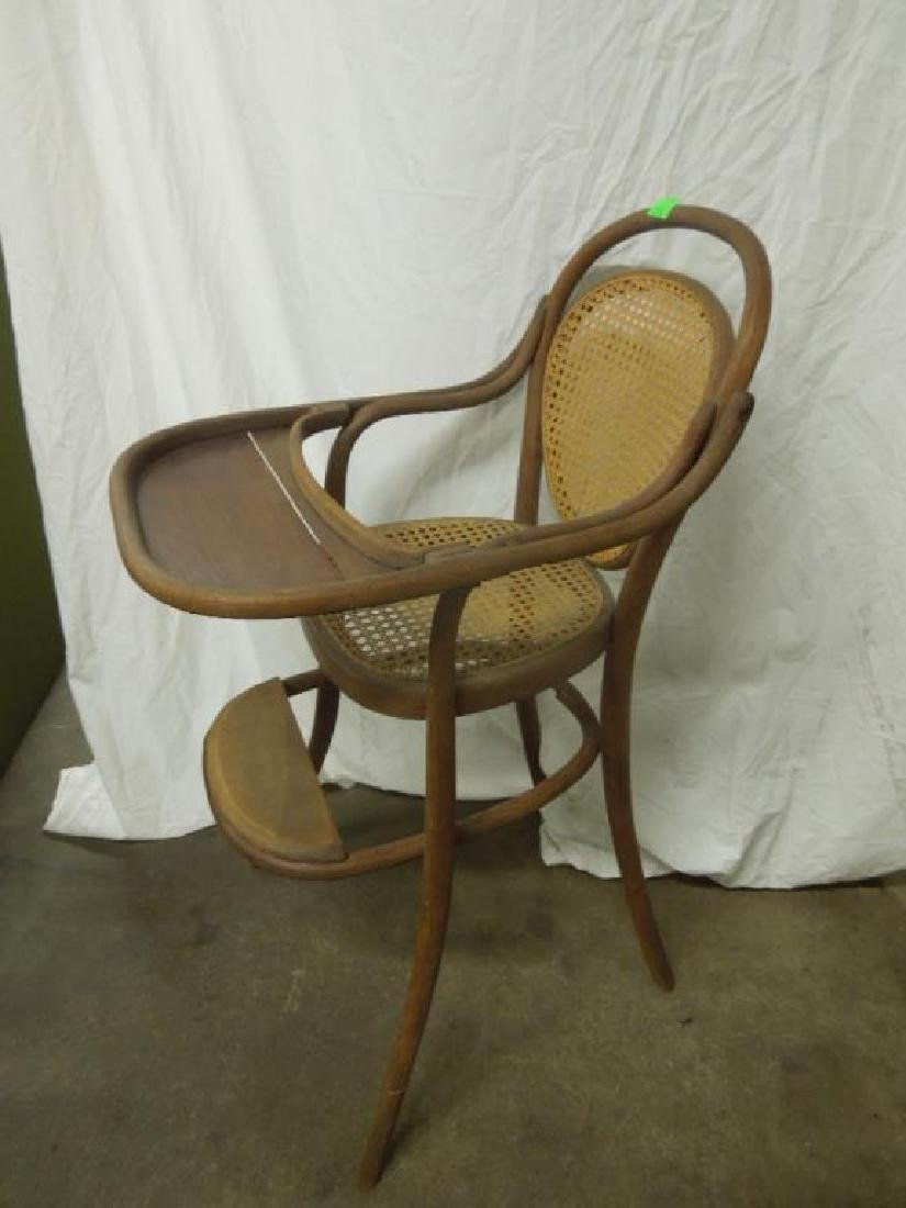 Bentwood High Chair - 5