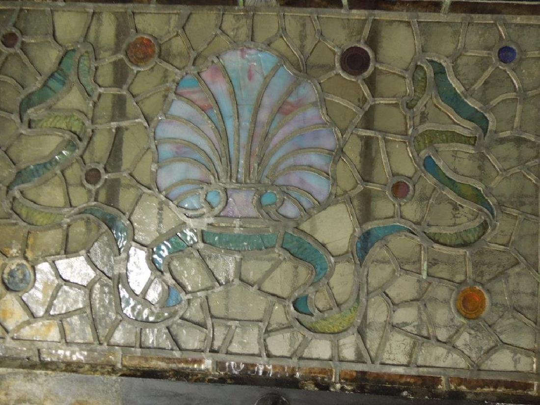 Victorian Stained Glass Window - 2