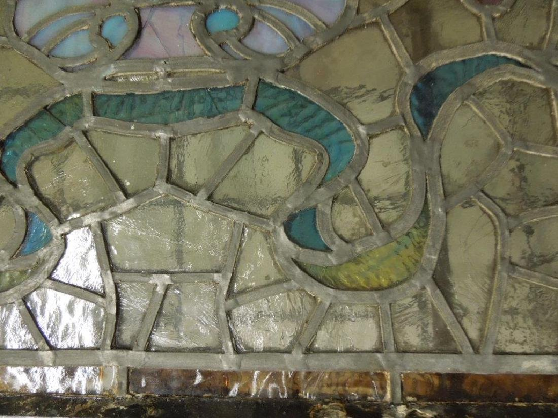 Victorian Stained Glass Window - 4