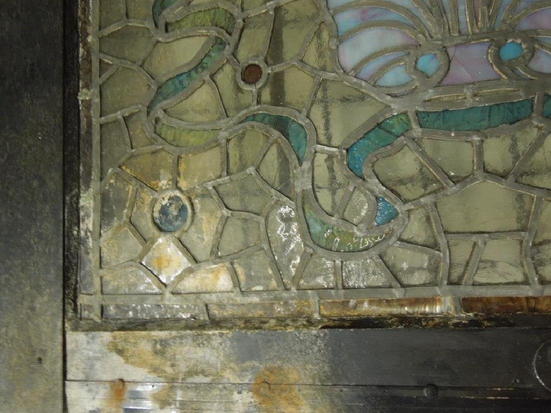 Victorian Stained Glass Window - 5