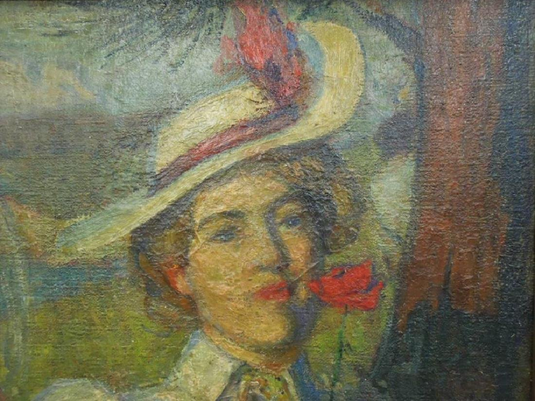 Augustus Koopman, Oil on Canvas - 2