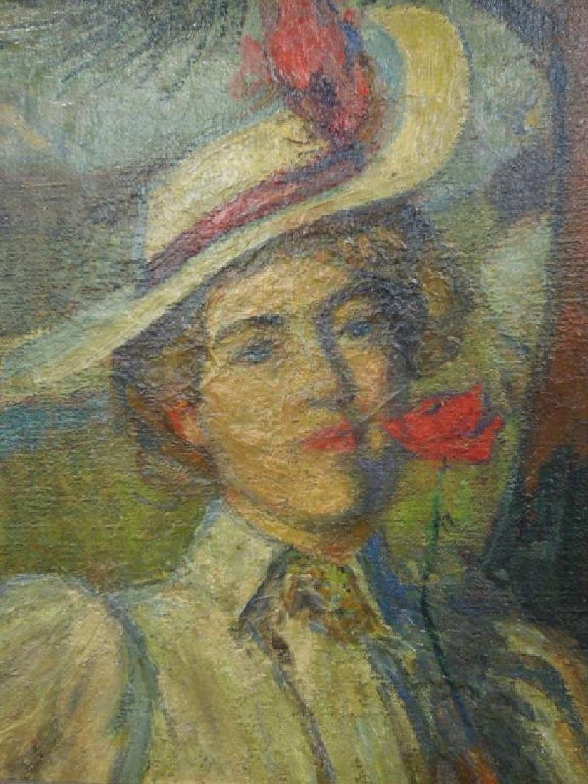 Augustus Koopman, Oil on Canvas - 3