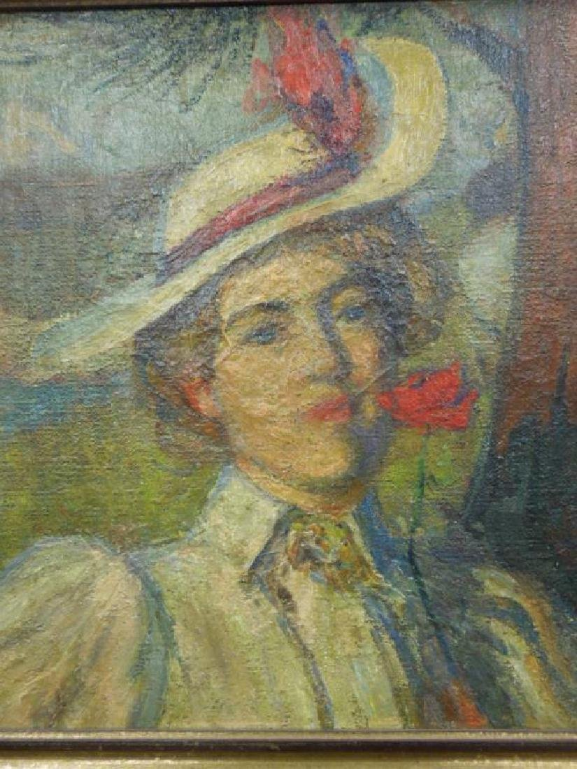 Augustus Koopman, Oil on Canvas - 4