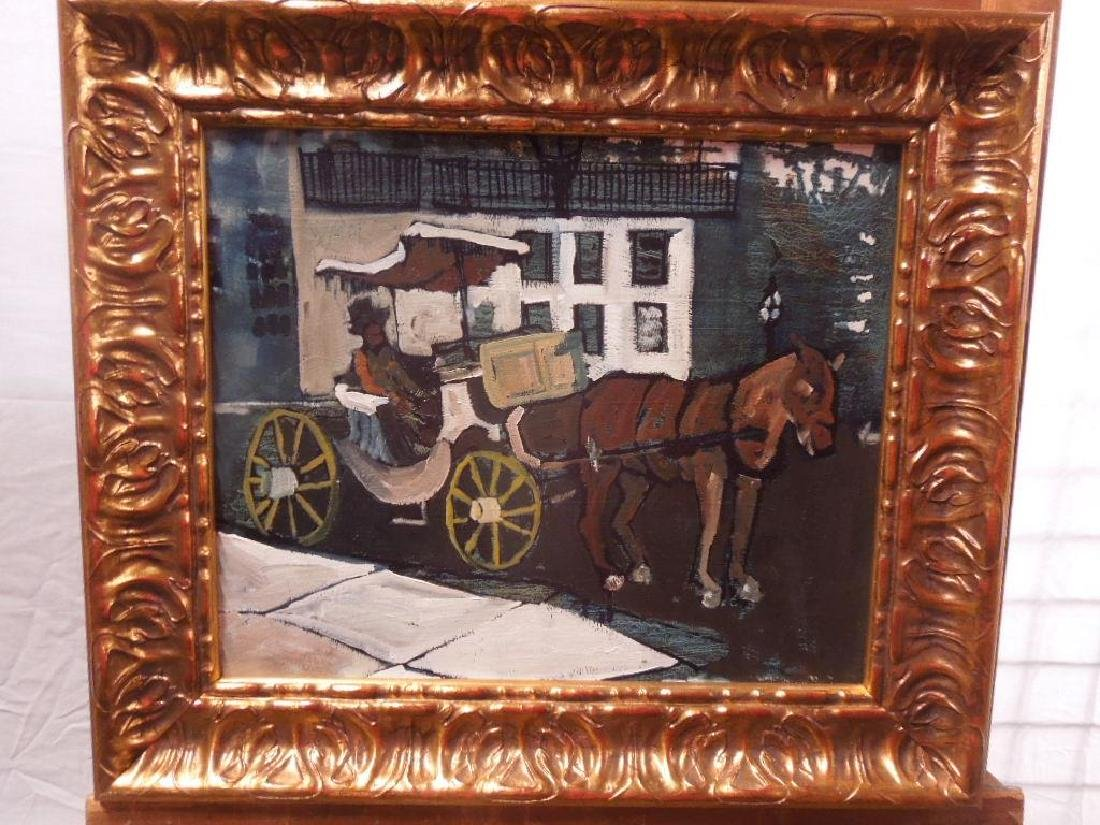 Doyle, o/b, New Orleans Carriage