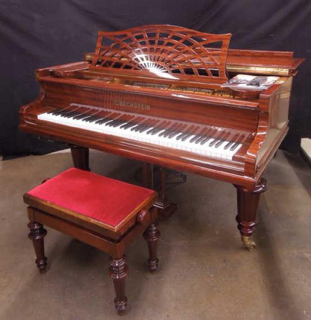 Bechstein Medium Grand Piano & Bench