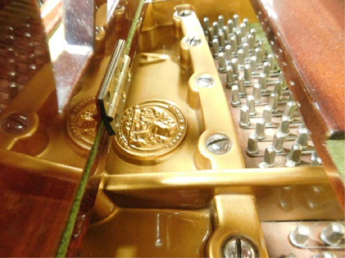 Bechstein Medium Grand Piano & Bench - 5