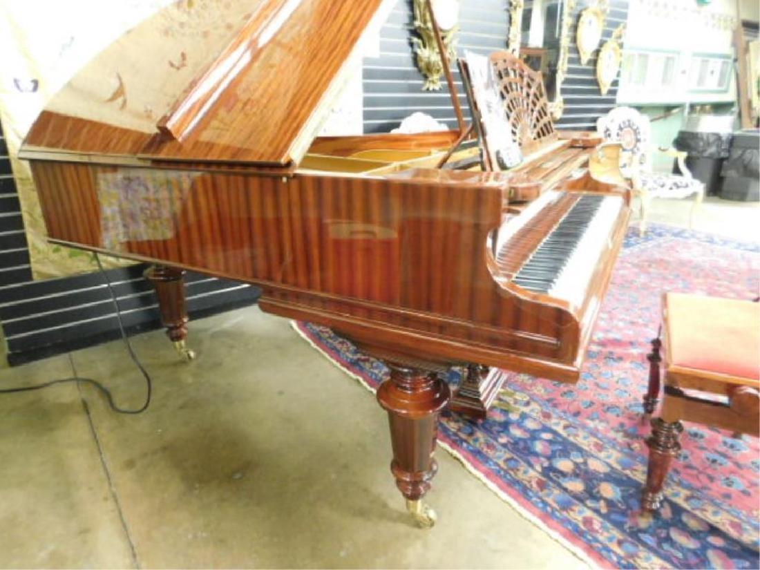 Bechstein Medium Grand Piano & Bench - 7