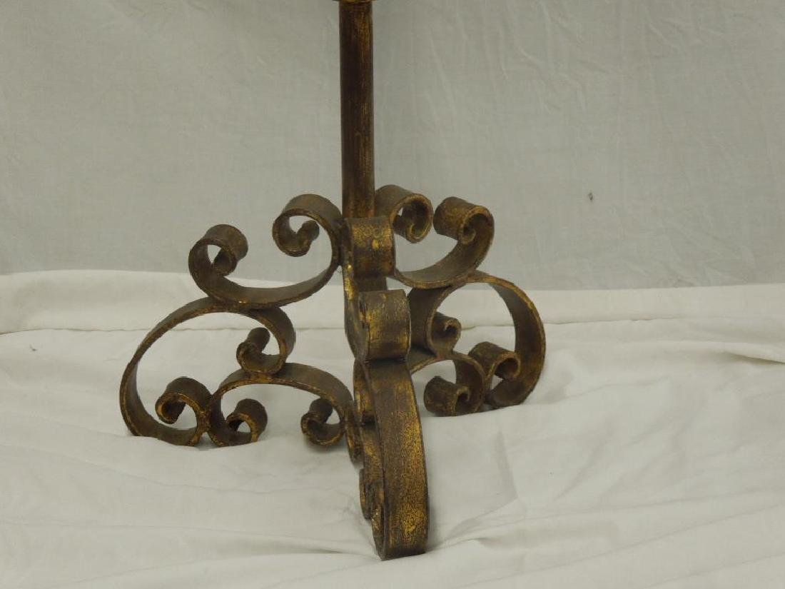 Wrought Iron Music Stand - 3