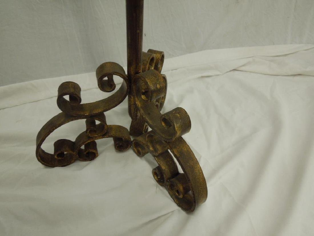 Wrought Iron Music Stand - 5