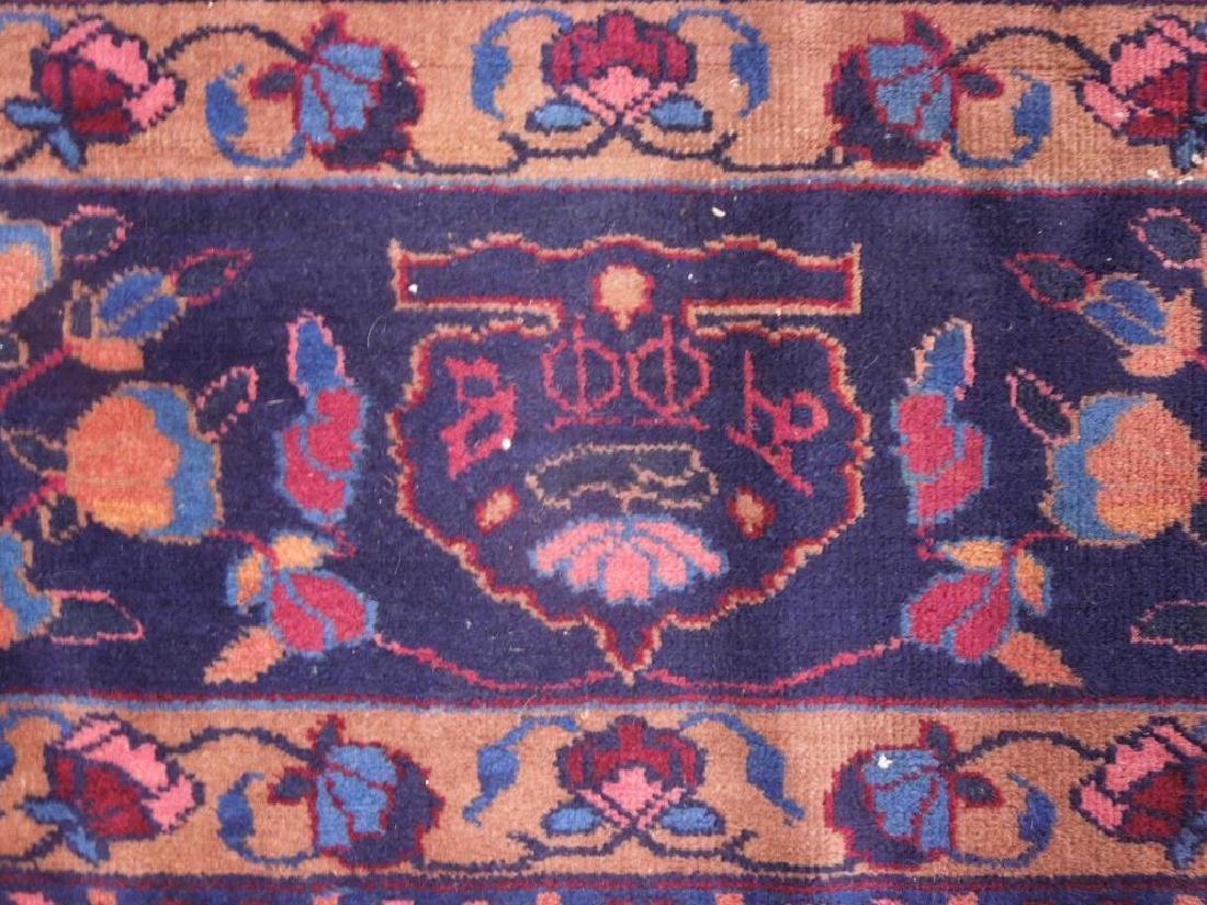 Antique Northwest Persian Rm Size Carpet - 10