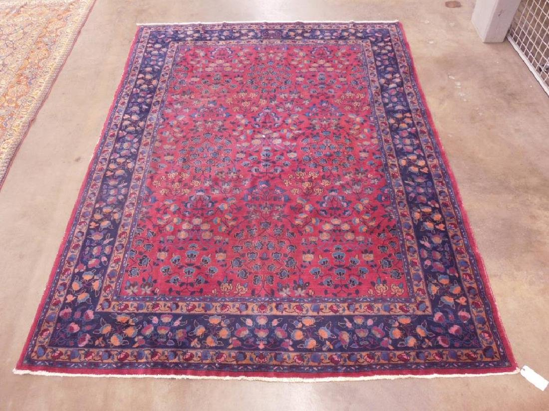 Antique Northwest Persian Rm Size Carpet