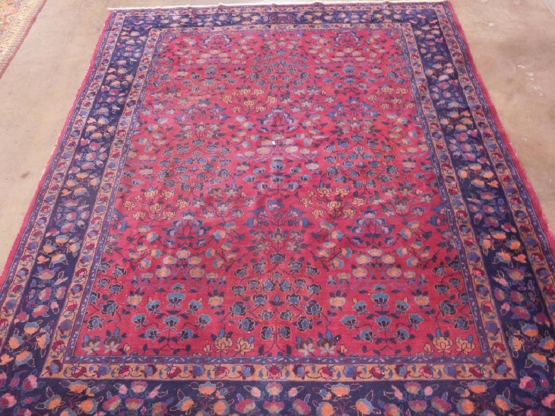 Antique Northwest Persian Rm Size Carpet - 2
