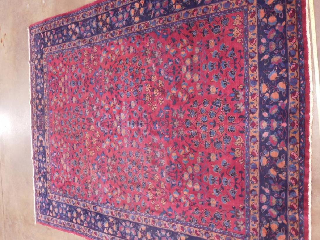 Antique Northwest Persian Rm Size Carpet - 3