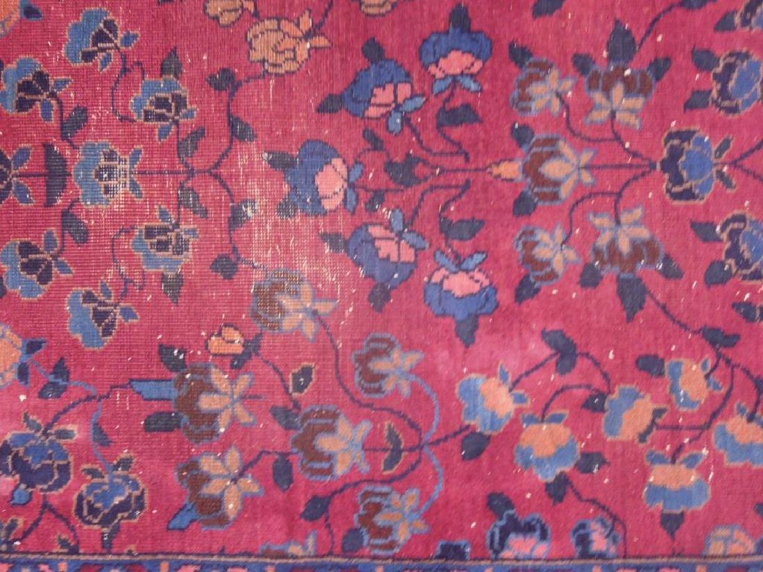 Antique Northwest Persian Rm Size Carpet - 5