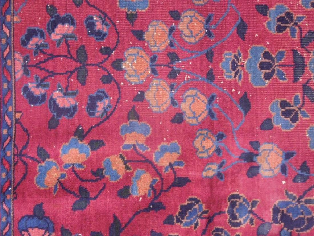 Antique Northwest Persian Rm Size Carpet - 6