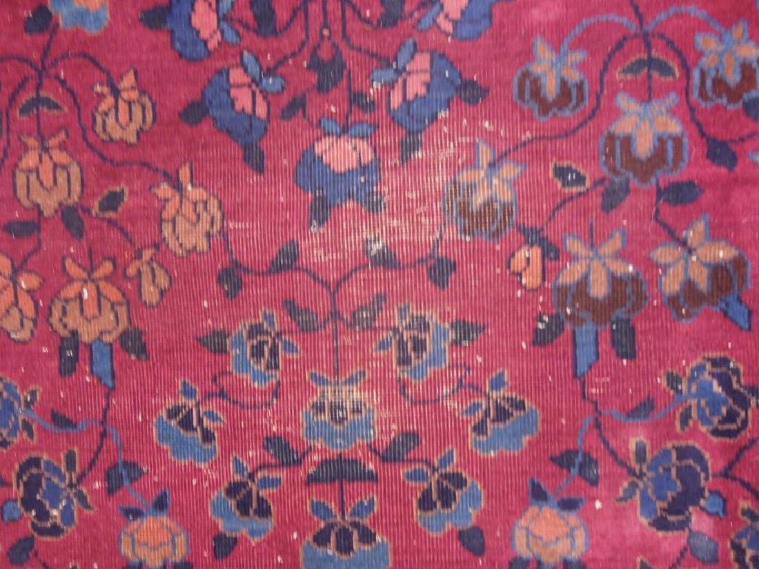Antique Northwest Persian Rm Size Carpet - 7